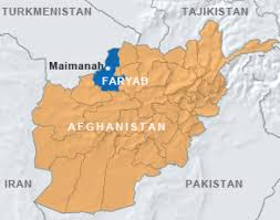 Image result for Faryab map