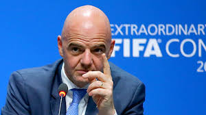 Image result for Gianni Infantino is picture