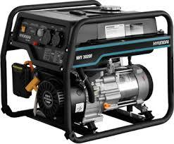 <b>Электрический генератор и электростанция</b> Hyundai HHY 3020F ...
