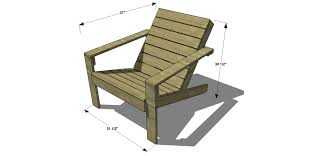 diy furniture plans how to build an outdoor modern diy furniture plans how to build an outdoor modern adirondack chair