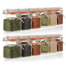 <b>Airtight Spice Jars</b>: Amazon.com