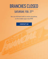 Local Credit Union in Arizona | <b>Desert</b> Financial Credit Union