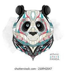 <b>Ethnic</b> Patterned Animal Head Images, Stock Photos & Vectors ...