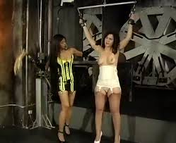 Submissive sex <b>slave</b> whipped and tormented in kinky BDSM session