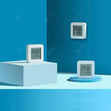 <b>Xiaomi Mijia LYWSD03MMC Bluetooth</b> 4.2 Household Thermometer