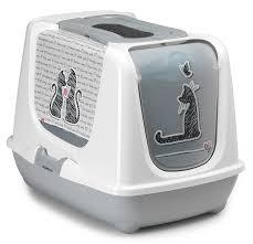"""<b>Туалет</b> для кошек <b>Moderna</b> """"<b>Trendy Cat</b>. Влюбленные кошки ..."""