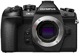 Olympus OM-D E-M1 Mark II Camera Body Only ... - Amazon.com