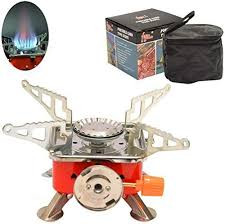 Yinsold LIN Windproof <b>Foldable</b> Stove Burner-Ultralight Camping ...