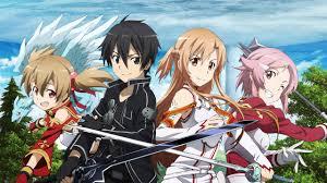 <b>Sword Art Online</b>   Netflix
