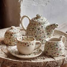 Чайный <b>набор</b> Field <b>Flower</b> - Керамические чайники, чайные ...