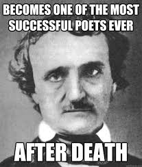 Pained Poe memes | quickmeme via Relatably.com