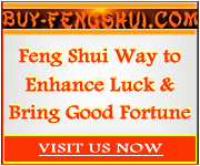 feng shui way to enhance luck bring good fortune buy feng shui