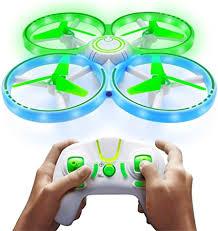 Power Your Fun UFO1 LED Mini Drone for Kids ... - Amazon.com