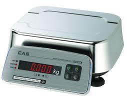 <b>Весы</b> продуктовые <b>CAS FW500</b>-<b>06E</b>/ 15E/ 30E влагостойкие (IP69 ...