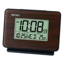 <b>Настольные часы SEIKO</b> QHL068B — купить в интернет ...