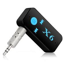 <b>3.5mm AUX</b> Wireless Bluetooth 4.2 Audio Stereo <b>Car Music</b> ...