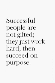 motivational quotes for success on pinterest  quotes for  successful people are not gifted they just work hard then succeed on purpose