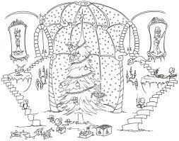 printable coloring christmas tree pages for templates to printable coloring christmas tree pages for templates to picture gallery
