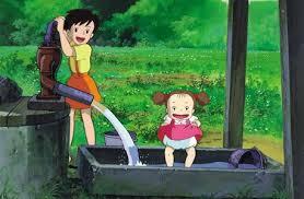 """La historia secreta del anime """" Mi vecino toroto"""""""