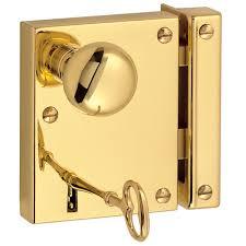 Baldwin Rim Lock