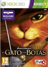 El Gato con Botas RGH Xbox 360 Español [Mega+] Xbox Ps3 Pc Xbox360 Wii Nintendo Mac Linux