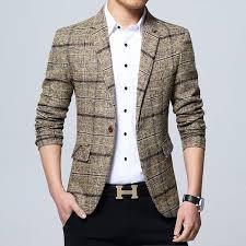 Buy <b>2019 New Arrival</b> Brand Clothing Jacket <b>spring</b> Suit Jacket Men ...