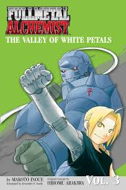 fullmetal alchemist the valley of white petals novel book by fullmetal alchemist the valley of white petals novel 9781421504025 hr