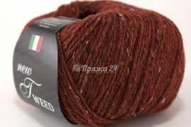 Итальянская зимняя <b>пряжа</b> «<b>New Tweed</b>» от <b>Сеам</b> (<b>Seam</b>) для ...
