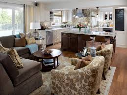 Living Room And Kitchen Open Kitchen Design Pictures Ideas Tips From Hgtv Hgtv