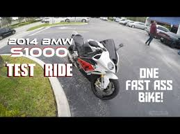 <b>2014 BMW S1000rr</b> Test Ride - Luxury Rocket! - YouTube