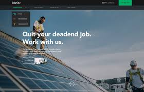 solarcity recruiting website our task was to create a recruiting website that could handle the job of bringing in and hiring the people who are going to build this planet s future