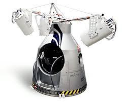 La capsule stratosphérique
