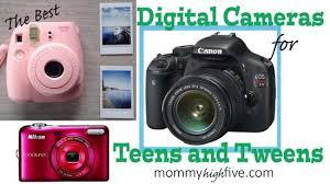 15 Good Budget Digital Cameras for Teens and Tweens 2020