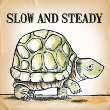 Image result for slow and steady steady and slow that's the way i always go cartoon