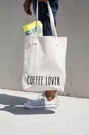Coffee <b>Lover</b> tote <b>cotton</b> bag, American Apparel <b>high quality</b> tote,14 ...