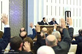 Image result for نیمی از اعضای کادر رهبری حزب حاکم سوریه تغییر کردند