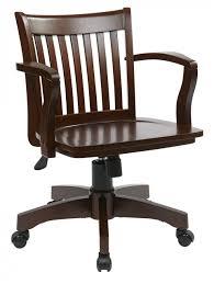 image of wood swivel desk chair design black desk vintage espresso wooden