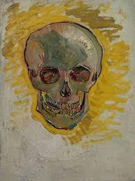 Vincent van Gogh - <b>Skull</b> - Van Gogh Museum