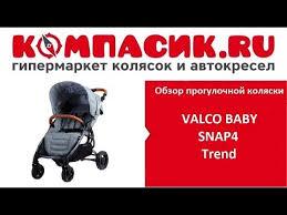 Вся правда о коляске <b>Valco Baby</b> SNAP 4 Trend . Обзор детских ...