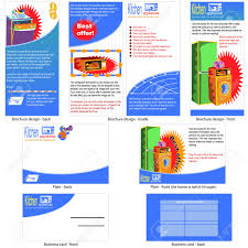 kitchen appliances template design brochure design flyer design vector kitchen appliances template design brochure design flyer design and business card design in one package and fully editable