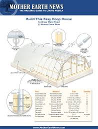 Build This Easy Hoop House Mother Earth News   Gardening    Build This Easy Hoop House Mother Earth News
