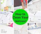 How to Clean a Mattress -