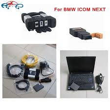2018 for bmw icom a2 obd full cable professional diagnostic