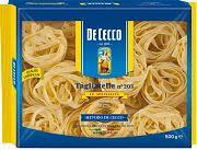 <b>Макаронные</b> изделия Fettuccine all'uovo n.103 <b>De Cecco</b>, 250 г ...