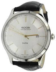 Наручные <b>часы epos 7000.701.20.98.25</b> — купить по выгодной ...