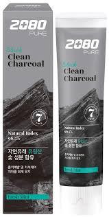 <b>Dental Clinic Зубная паста</b> уголь и мята Pure Black Clean ...