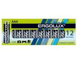 <b>Батарейки</b>, <b>удлинители и переходники</b> Ergolux: каталог, цены ...
