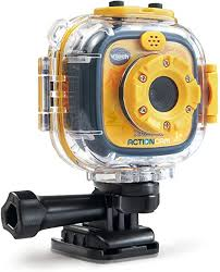 VTech Kidizoom Action Cam, Yellow: Toys & Games - Amazon.com