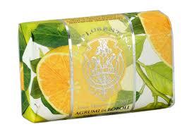 <b>LA FLORENTINA Мыло</b> натуральное, цитрус / Citrus 200 г купить ...