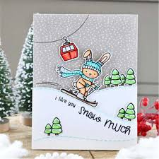 <b>Naifumodo</b> Christmas Reindeer <b>Metal Cutting</b> Dies New 2019 Stitch ...